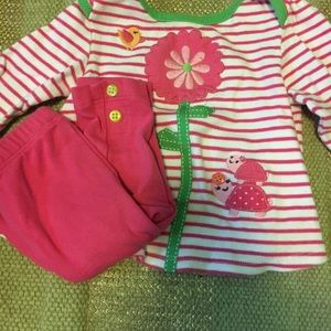 Gymboree baby girl outfits